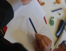 Terremoto ti scrivo: scrivere può aiutare a stare meglio?